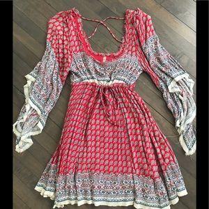 Free People Bandana dress